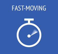 fast-moving Active International | Sell Excess Stock